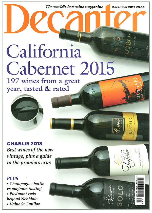 ABS in Decanter Dec 2019