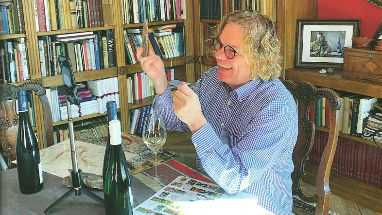 Dr Loosen Interview with Decanter