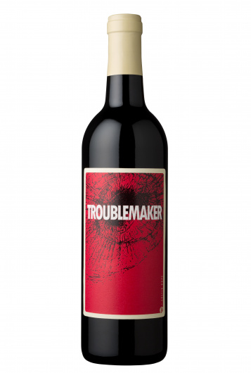 Hope Family Wines Troublemaker Red Blend NV