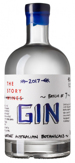 2018 The Story Gin